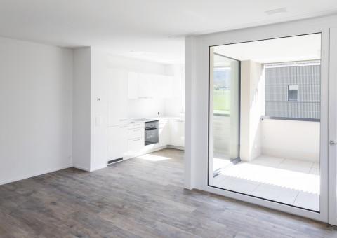 Save the Date! Am 01. Juni 2018 laden wir Sie herzlich zum Tag der offenen Tür in der Wohnüberbauung «am Mülibach» in 8259 Wagenhausen ein.