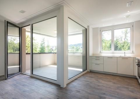 Save the Date! Am 08. September 2018 laden wir Sie herzlich zum Tag der  offenen Tür in der Wohnüberbauung «am Mülibach» in 8259 Wagenhausen ein.
