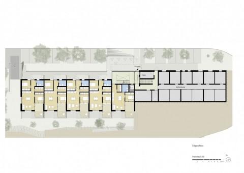 Ankündigung Vermarktungsstart der Wohnüberbauung «Erlengold» in 8200 Schaffhausen. Erstvermietung von 28 Wohnungen mit 2.5 - 3.5 Zimmern.