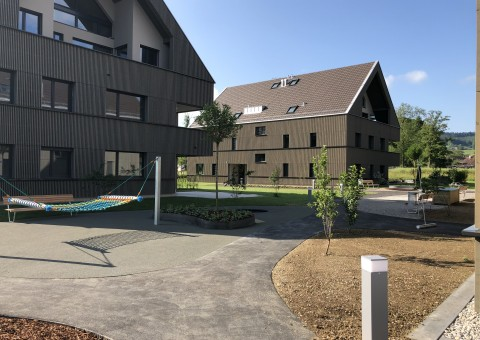 Save the Date! Wir laden Sie herzlich zu den Tagen der offenen Tür in der Wohnüberbauung «am Mülibach» in 8259 Wagenhausen ein.