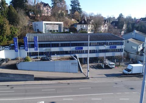 Ritter Immobilien Treuhand AG mit neuem Firmen Hauptsitz an der Fulachstrasse 10 in 8200 Schaffhausen