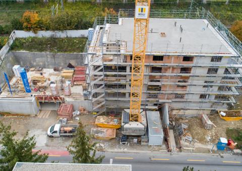"""Vermarktungsstart der Wohnüberbauung """"zum Rosenpark"""" in 8212 Neuhausen am Rheinfall - www.zum-rosenpark.ch"""