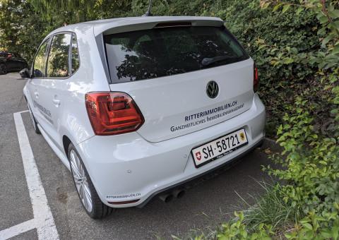 Aufgrund Neuanschaffungen verkaufen wir einen Teil unserer Volkswagen Polo BlueGT 1.4 TSI 150PS DSG Firmenfahrzeuge